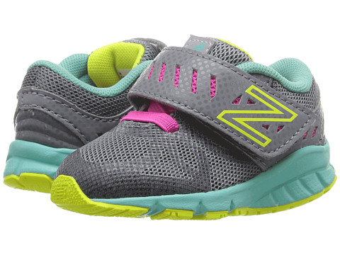 New Balance Kids Electric Rainbow 200 H&L (Infant/Toddler)