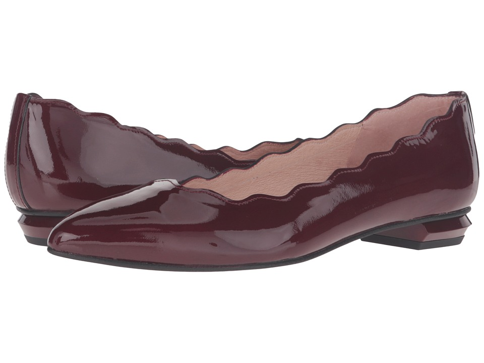 French Sole - Tequila (Burgundy Patent) Women