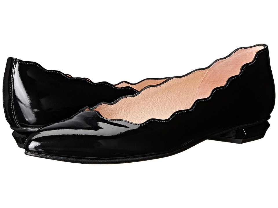 French Sole - Tequila (Black Patent) Women