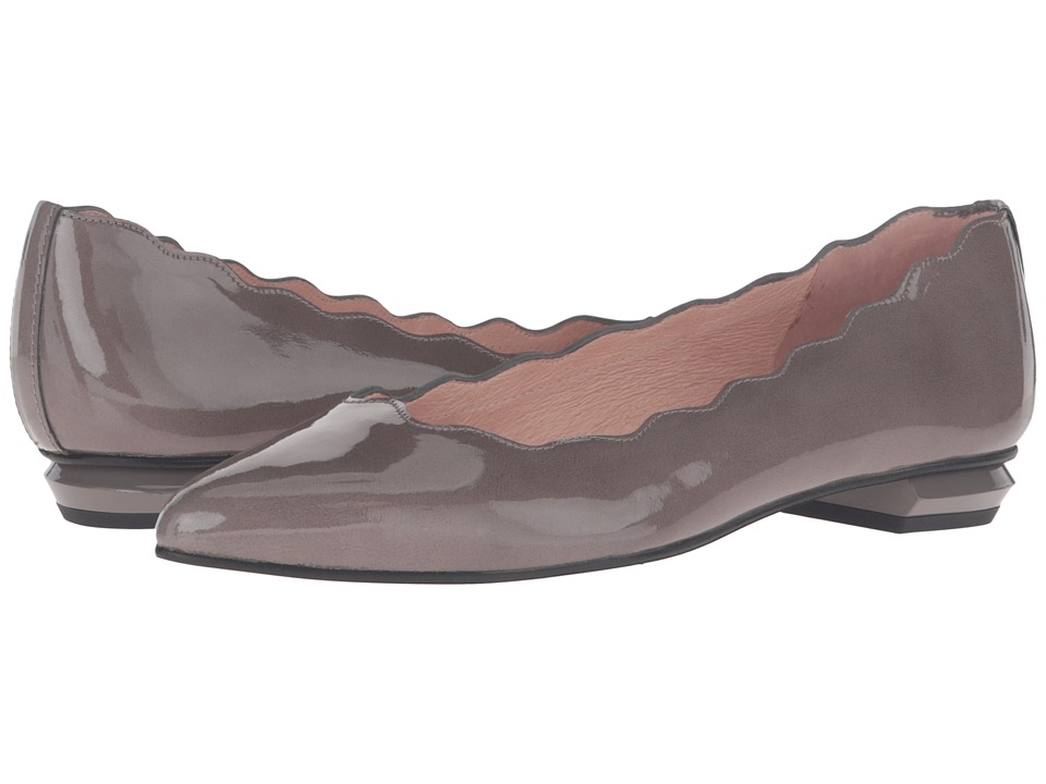 French Sole - Tequila (Taupe Patent) Women