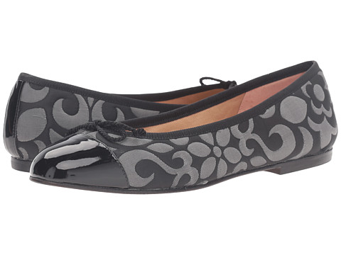 French Sole Vanity 4 - Black Quilted Fabric