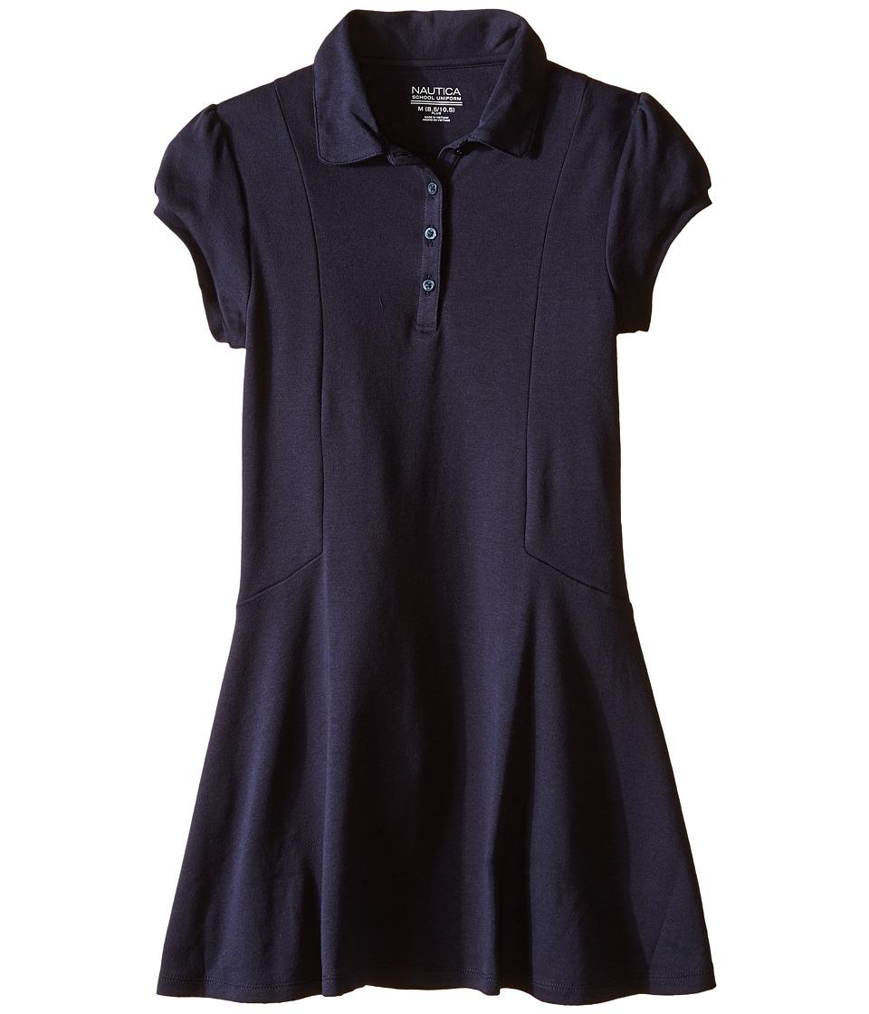 Nautica Kids - Girls Plus Polo Dress