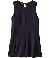 Nautica Kids - Girls Plus Sleeveless Pleat Dress (Big Kids)