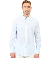 Nautica - Long Sleeve Stripe Poplin
