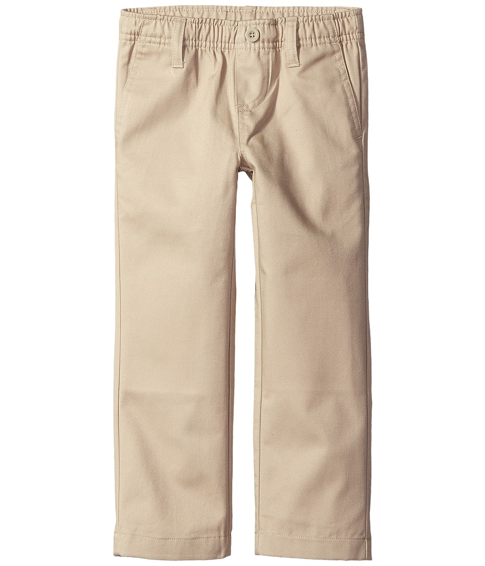 Nautica Kids - Elastic Waist Pull-On Twill Pants