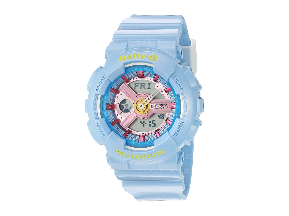 G Shock BA 110CA 2ACR Blue Sport Watches