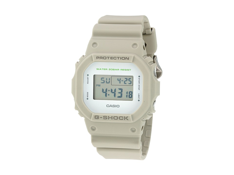 G Shock DW 5600M 8CR Grey Sport Watches