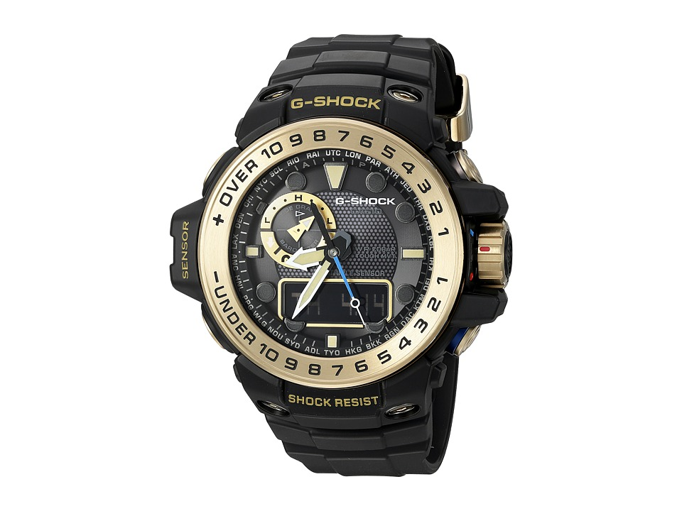 G Shock GWN 1000GB 1ACR Black Sport Watches