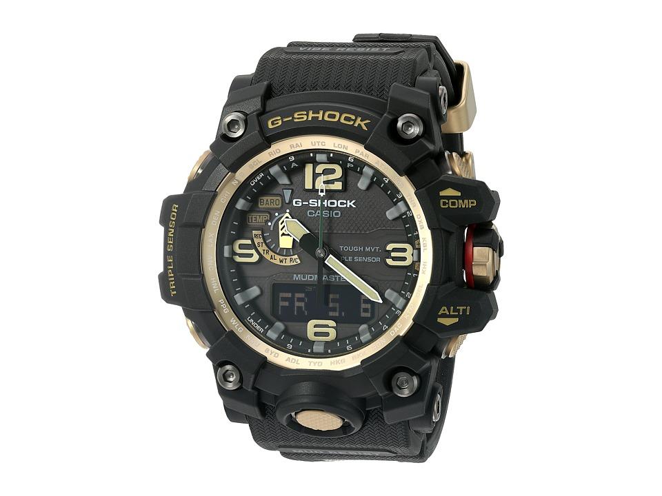 G Shock GWG 1000GB 1ACR Black Sport Watches