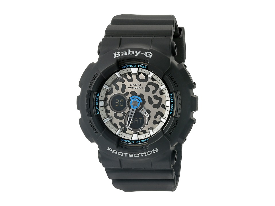 G Shock BA 120LP 1ACR Black Sport Watches