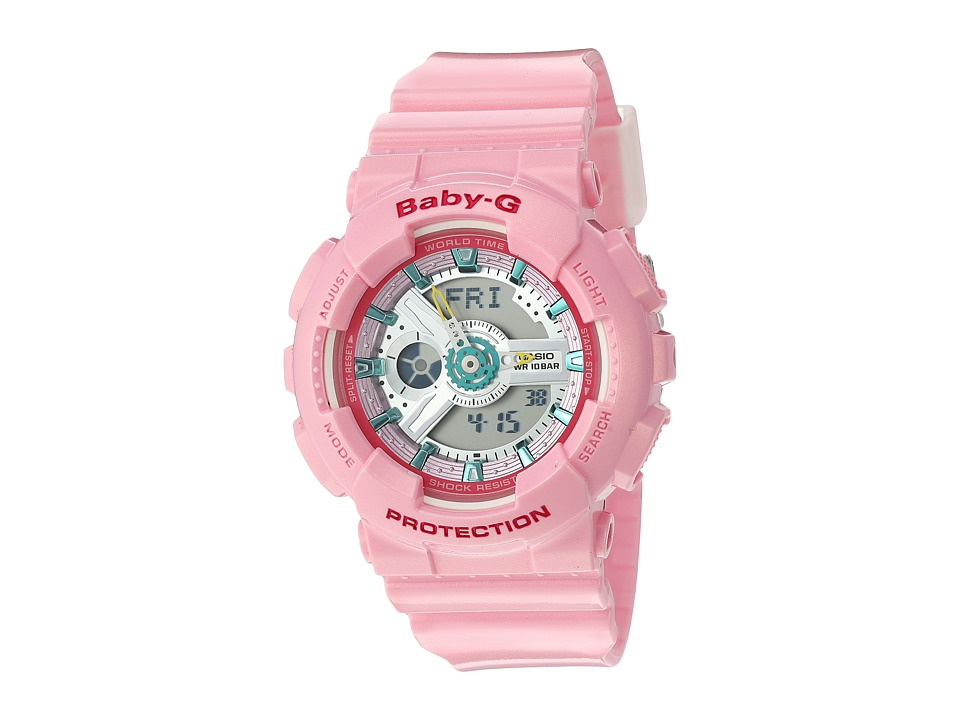 G Shock BA 110CA 4ACR Pink Sport Watches