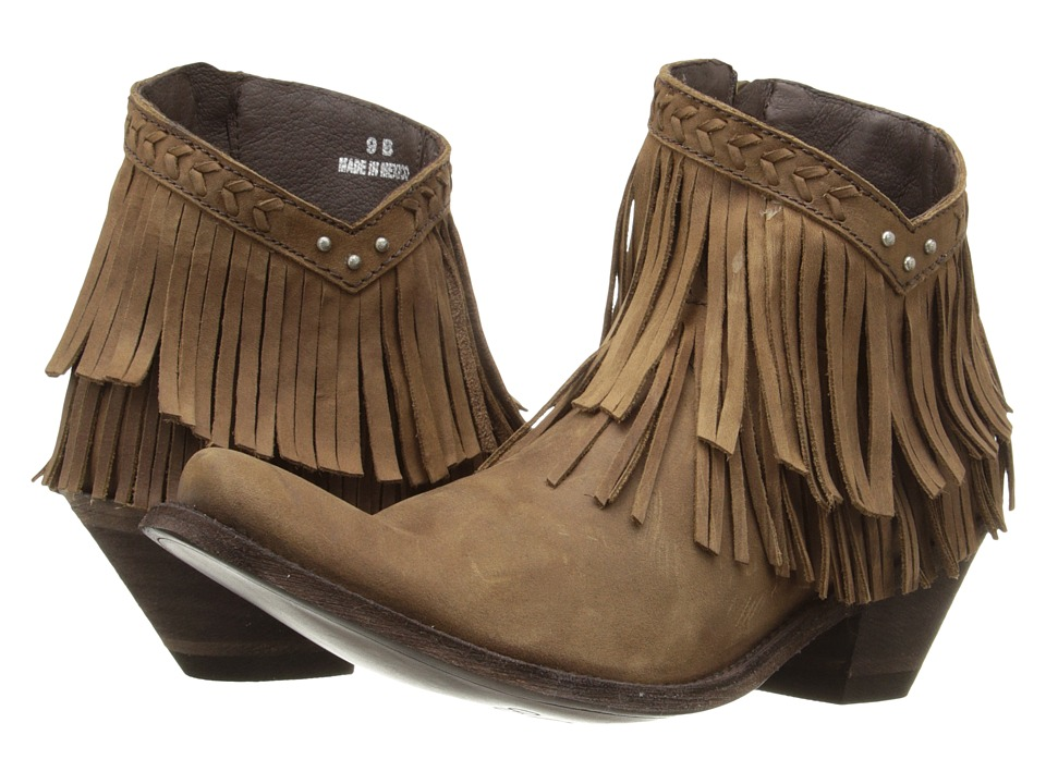 Old Gringo Pandora Brown Cowboy Boots