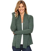 Mod-o-doc - So..Soft Sweater Knit Seamed Cardigan