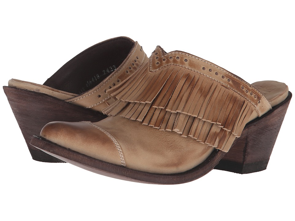 Old Gringo Maluina Bone Cowboy Boots