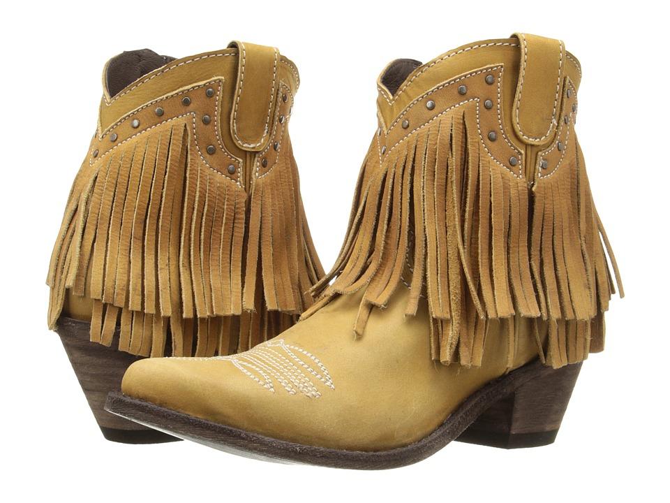 Old Gringo Jamal (Beige) Cowboy Boots