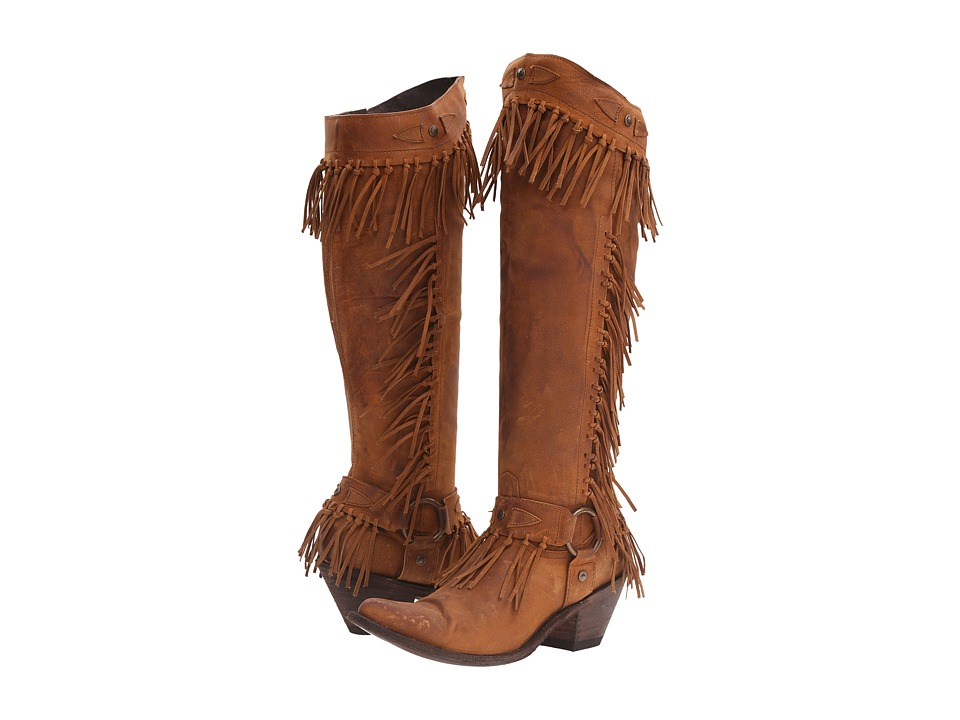 Old Gringo Nikka Tan Cowboy Boots