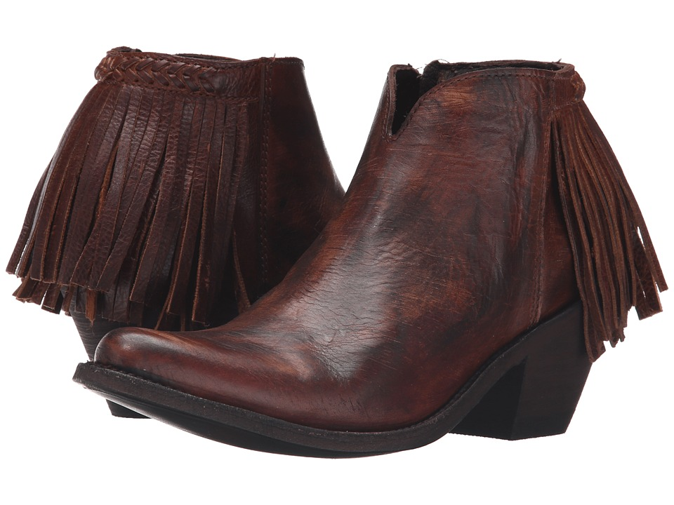 OLD GRINGO Latika II (Rust) Women's Waterproof Boots