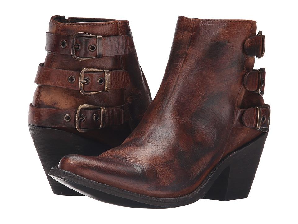 Old Gringo Tulipan II (Rust) Cowboy Boots
