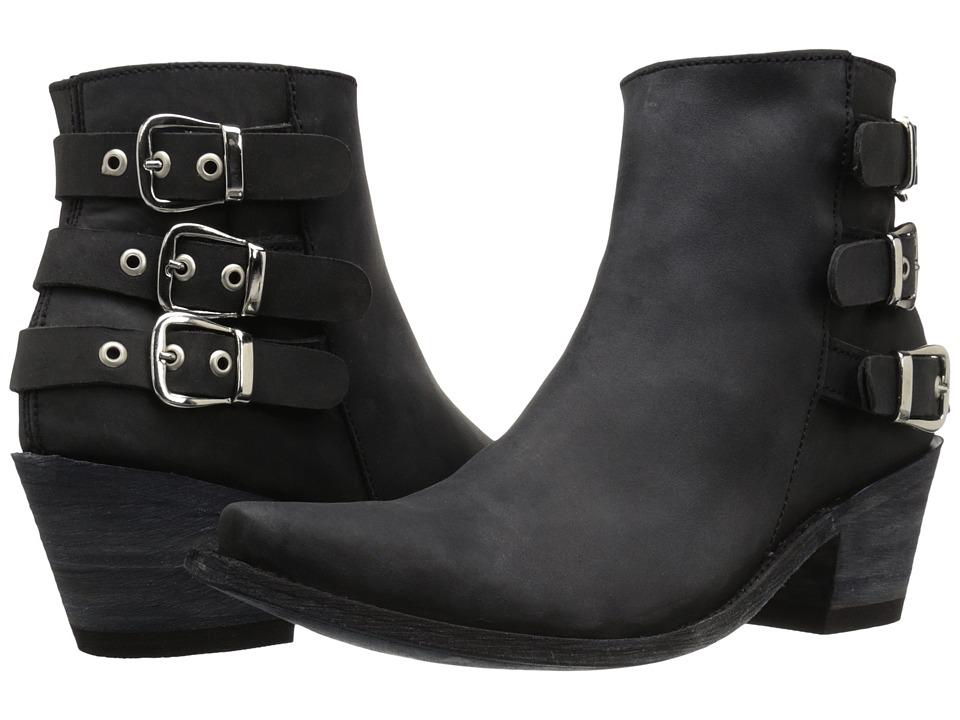 Old Gringo Tulipan II (Black) Cowboy Boots