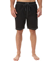 Nautica Big & Tall - Big & Tall Quick Dry J Class Swim Trunk