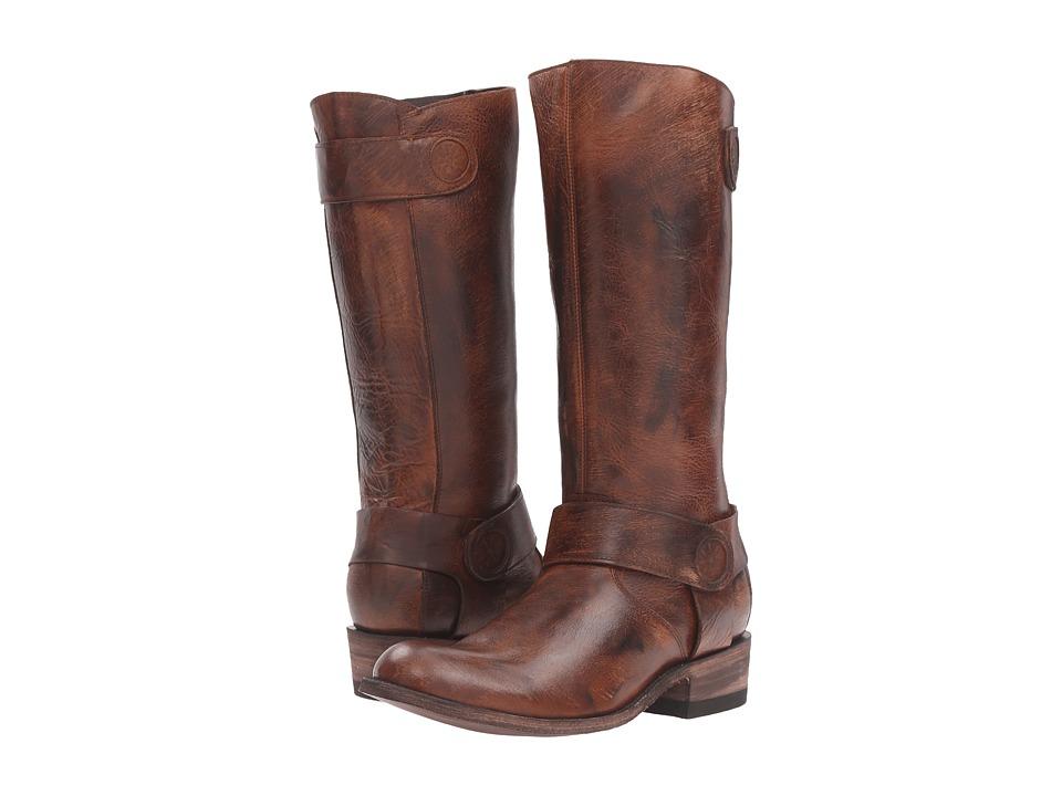 Old Gringo - Palau (Rust) Cowboy Boots