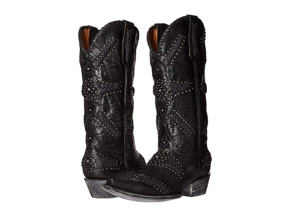 Old Gringo - Arcangel (Black) Cowboy Boots