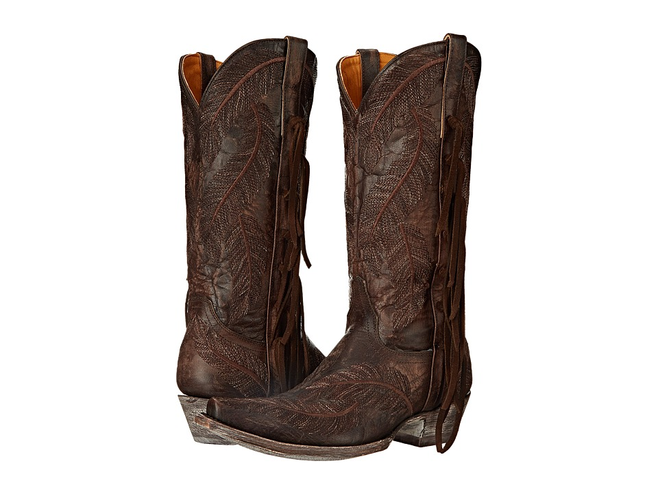 Old Gringo Choctaw (Chocolate) Cowboy Boots