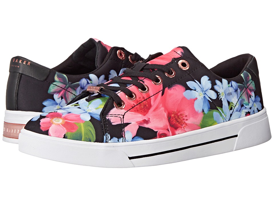 Ted Baker - Ophily (Forget Me Not Floral) Womens Shoes
