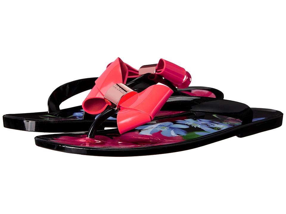 Ted Baker Ettiea Forget Me Not Floral Womens Shoes