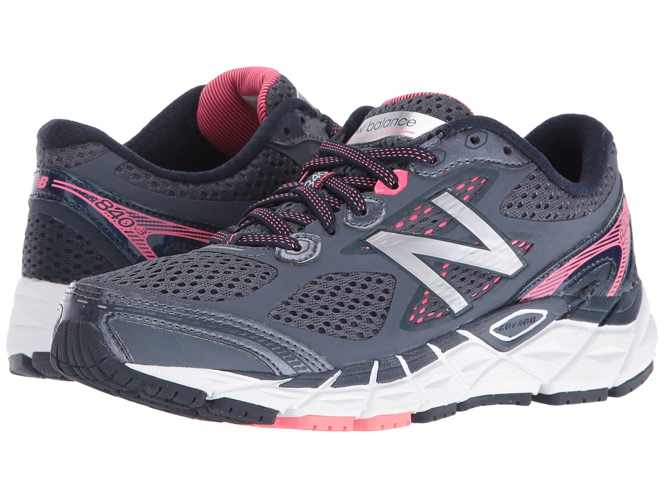 New Balance - 840v3 (Thunder/Galaxy) Womens Running Shoes