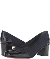 Gravati - Chunky Wingtip w/ Patent Toe & Heel