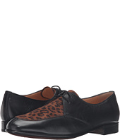 Gravati - Black Calf & Leopard Oxford