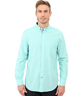 Nautica - Long Sleeve Gingham Oxford