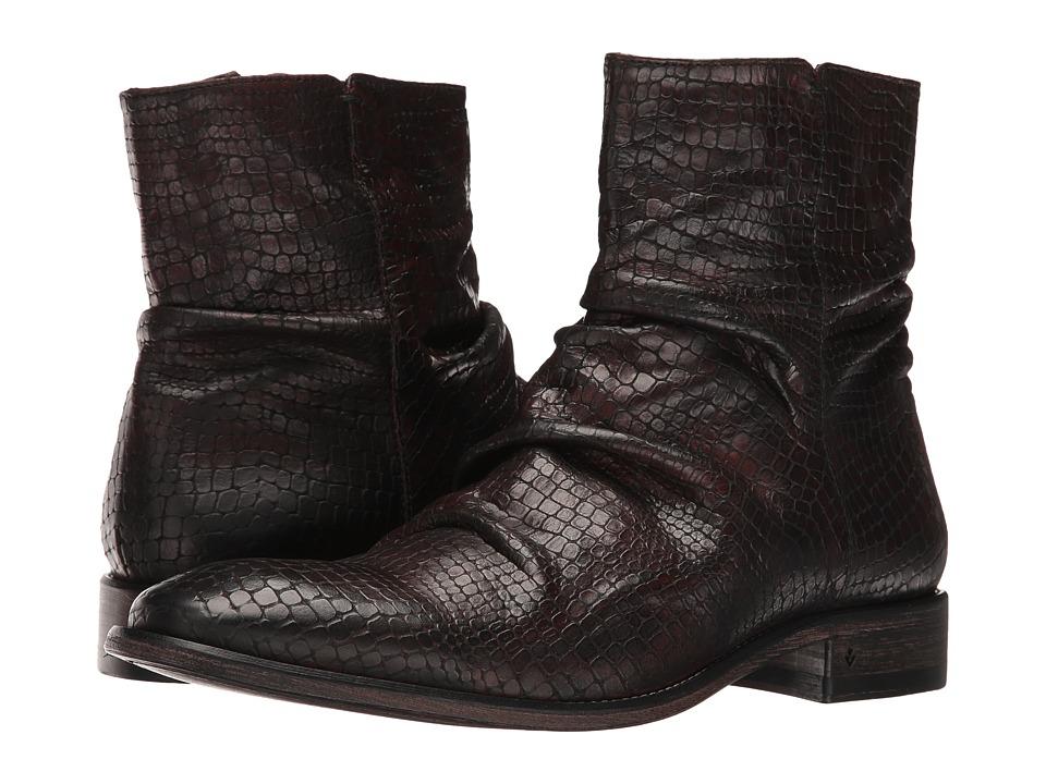 John Varvatos Richards Sharpei Boot (Teakwood) Men