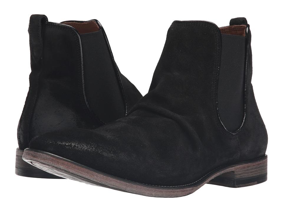 John Varvatos - Fleetwood Chelsea Boot (Black) Men