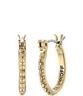 Rebecca Minkoff - Mini Studded Hoop Earrings