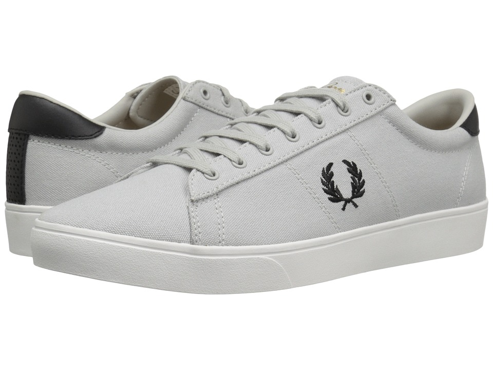 Fred Perry Spencer Canvas (Dolphin/Black) Men