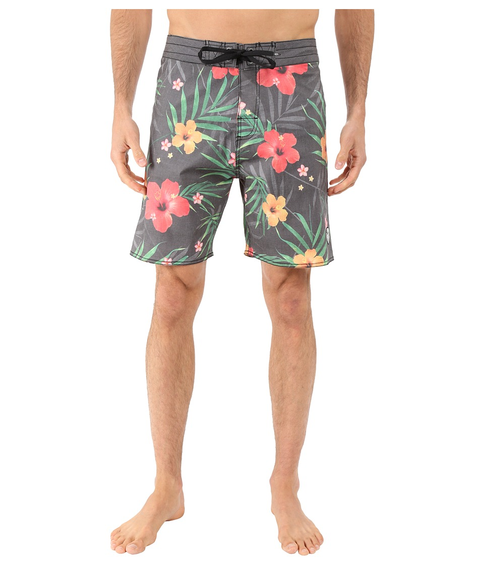 Body Glove Cicadia Boardshorts Black Mens Swimwear