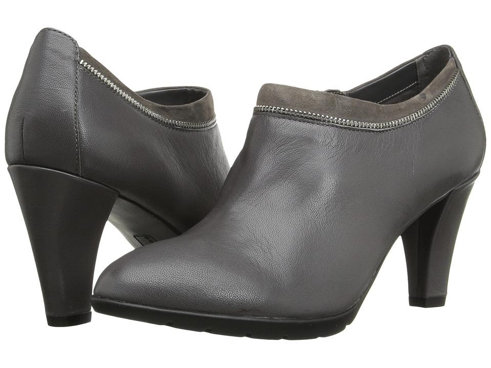 Anne Klein Dalayne (Dark Grey/Dark Grey Leather) Women