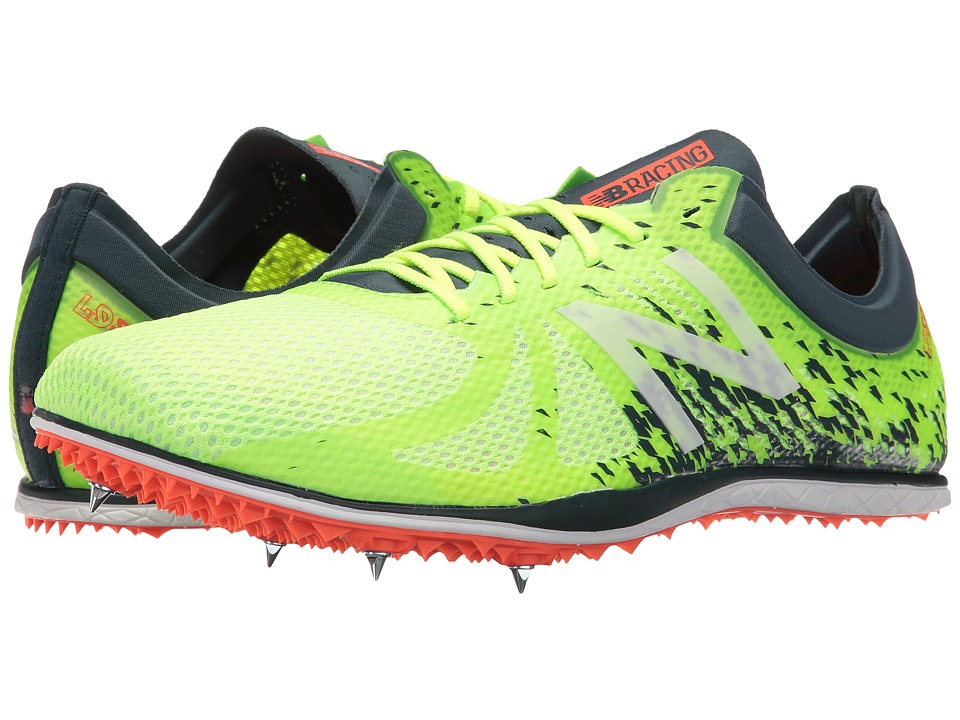 New Balance - LD5000v4 Long Distance Spike (Yellow/Green) Mens Shoes