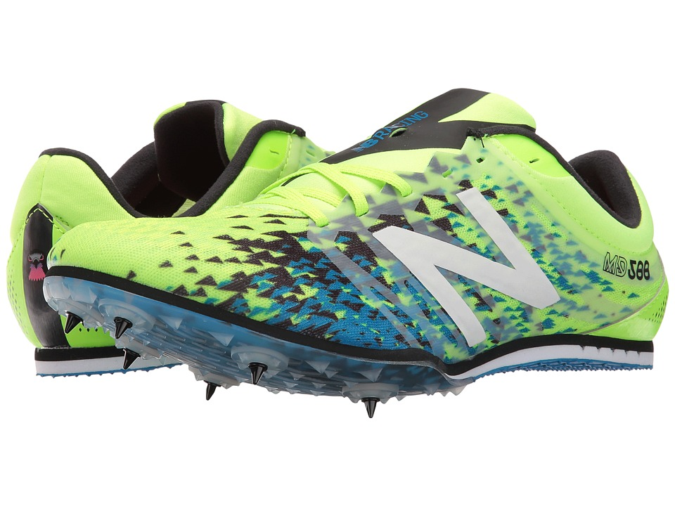 New Balance MD500v5 Middle Distance Spike (Yellow/Black) Men