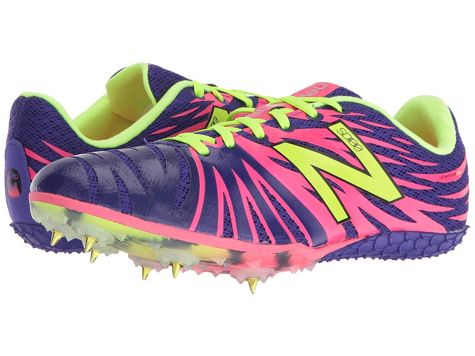 New Balance - SD100v1 Sprint Spike (Purple/Pink) Womens Running Shoes