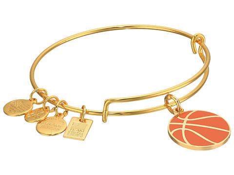 Alex and Ani Team USA Basketball Bangle - Yellow Gold