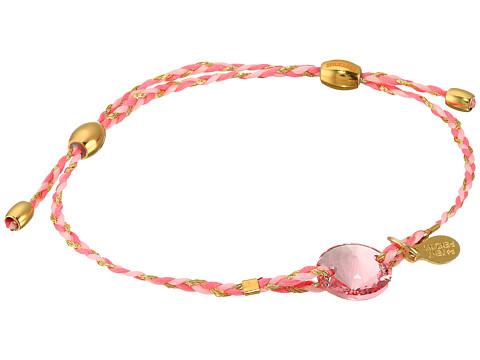 Alex and Ani Precious Thread Rose Bracelet - Pink/Gold