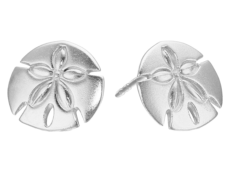 Alex and Ani Alex and Ani - Post Earrings Sand Dollar