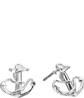 Alex and Ani - Post Earrings Anchor