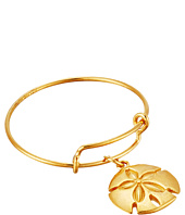 Alex and Ani - Wire Ring Sand Dollar