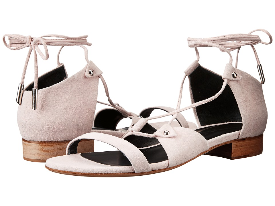 THOMAS WYLDE Coil Nude Womens Sandals