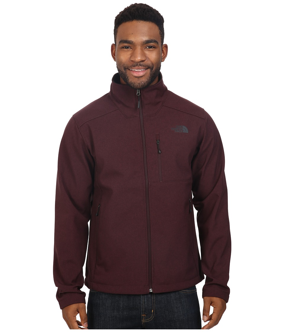 The North Face Apex Bionic 2 Jacket (Root Brown Heather/Root Brown Heather (Prior Season)) Men