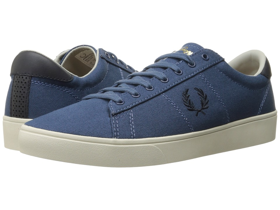 Fred Perry - Spencer Canvas (Midnight Blue/Navy) Men